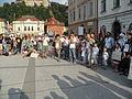 Stop Bombing Gaza (18 July 2014, Ljubljana, Slovenia) 9.JPG