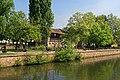 Strasbourg - 'La Petite-France' - View NE on Square des Moulins.jpg