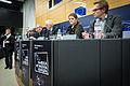 Strasbourg Parlement européen liberté journalistes otages en Syrie 5 février 2014 04.jpg