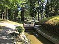 Stream in Higashi Park, Fukuoka.jpg
