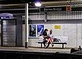 Street Photography @ Barnes Bridge Station (36301410942).jpg