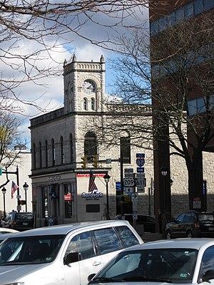 Stroudsburg, Pennsylvania - Downtown Stroudsburg