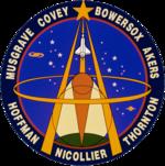 Missionsemblem STS-61