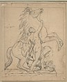 Study for one of the 'Chevaux de Marly' MET DP211519.jpg