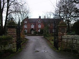 Stivichall - Styvechale Manor (photo 2007)