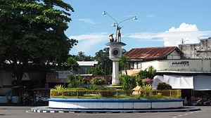 Sumbawa Besar - Clock Tower