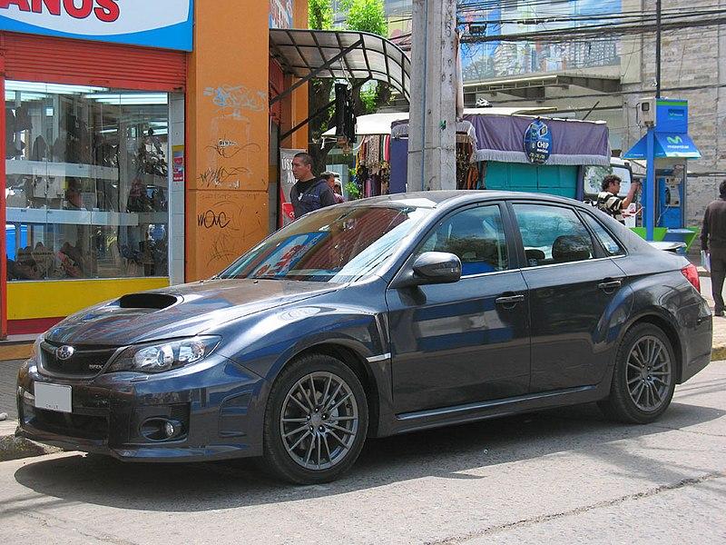 The Car Link Subaru Wrx