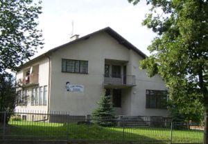 Suchowola - Memory room of Jerzy Popiełuszko