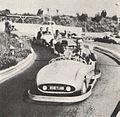 Sukarno and Walt Disney in a car, Presiden Soekarno di Amerika Serikat, p58.jpg