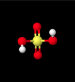 Sulfuric Acid Jmol Ball and Stick Model.png