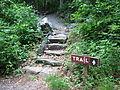 Summit Trail sign at Elk Knob State Park.jpg