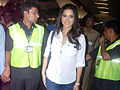 Sunny Leone arrival for Jism 2 shooting, Mumbai, India (7).jpg