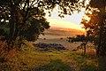 Sunset west of Caythorpe - geograph.org.uk - 1449713.jpg