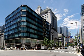 Suntory - Suntory headquarters, Osaka, Japan