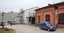 Suomen rautatiemuseo Hyvinkaa 2013.jpg