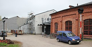 Finnish Railway Museum railway museum in Hyvinkää, Finland