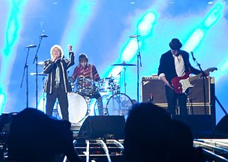 The Who - The Who performing the 2010 Super Bowl halftime show