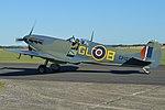 Supermarine Spitfire Vb 'EP122 - GL-B' (G-CISV) (29507529032).jpg