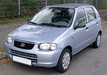 Maruti Suzuki Alto New Model
