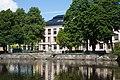 Svartån River and Karolinska läroverket, Örebro, Perspective 1.jpg