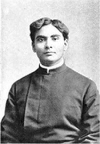 Vedanta Society - Swami Abhedananda (1866–1939), was called from India by Swami Vivekananda in 1897 to run the Society.