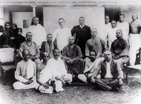 Swami Vivekananda Chennai 1897