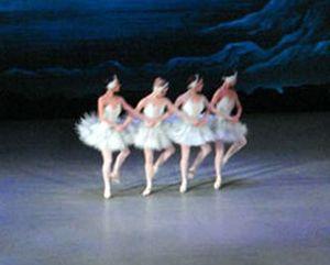 Danse des petits cygnes - Dance of the Little Swans