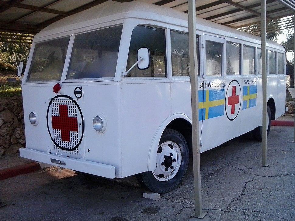 Swedish Ambulance2