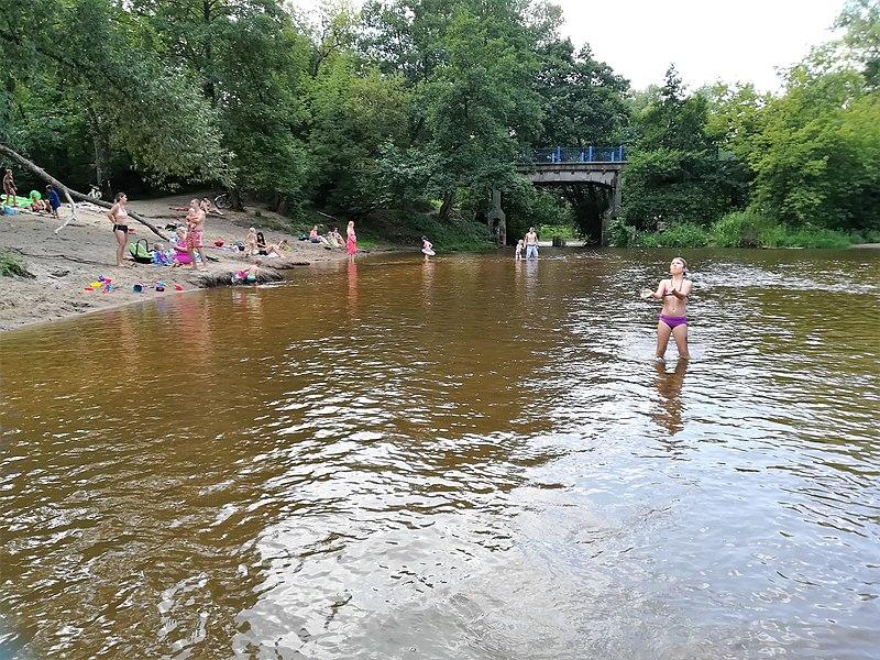 File:Swider River Valley in Otwock (1).jpg