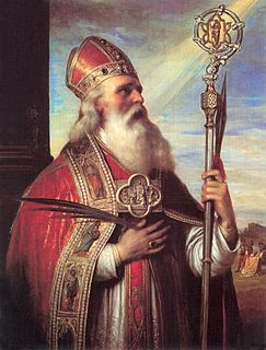 Adalbert of Prague Czech Roman Catholic saint, patron saint of Bohemia, Poland, Hungary and Prussia