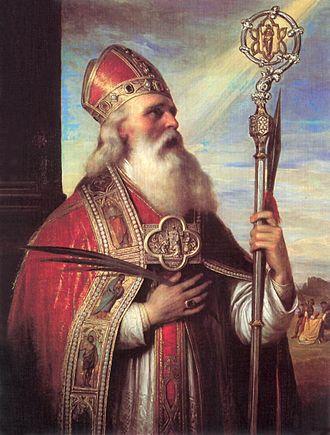 Adalbert of Prague - Image: Szt adalbert