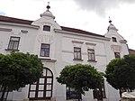 Týn nad Vltavou - Stará pošta (náměstí Míru 86) (1).JPG