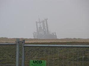 TK Bremen dans le brouillard 1.JPG