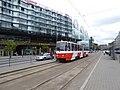 TLT tram line 2 at Hobujaama.jpg