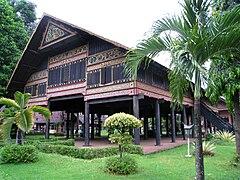 TMII Aceh House