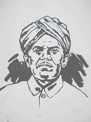 Tryambak Shankar Shejwalkar - Image: TS Shejwalkar