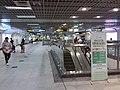 TW 台北市 Taipei 信義區 Xinyi District MRT 台北捷運台北101 世貿站 Taipei 101-World Trade Center Station August 2019 SSG 12.jpg