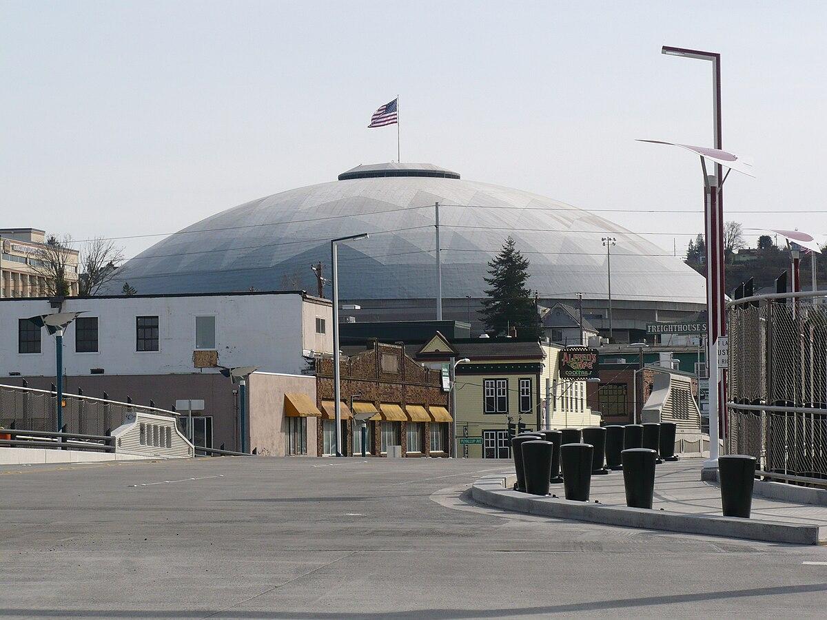 Tacoma Dome - Wikipedia on