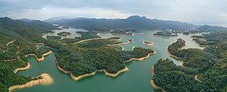 Tai Lam Chung Reservoir - Tai Lam Chung Reservoir