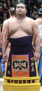 Takayasu Akira Sumo wrestler