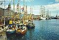 Tall Ships in Aberdeen. - geograph.org.uk - 116354.jpg