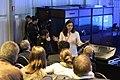Tallinn Digital Summit press presentation- e-Estonia (37366465851).jpg