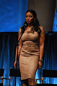 Tamala Jones at Paleyfest 2012.jpg