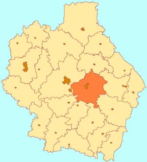 Rasskazovsky District - Image: Tambov oblast Rasskazovo