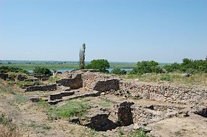 Myasnikovsky District - Tanais excavation in Myasnikovsky District