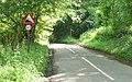 Tandridge Hill Lane - Steep Hill 14^ - geograph.org.uk - 1428858.jpg