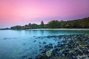 Tanjung Lesung - Tanjung Lesung in the Morning
