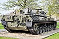 Tankmonument Leopard I-A5 achterzijde - Zelzate.jpg