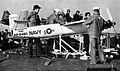 Target drones on USS Newport News (CA-148) 1960.jpg