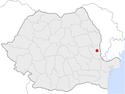 Targu Bujor in Romania.png